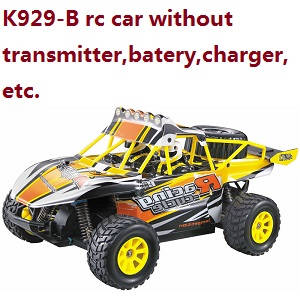 Wltoys K929-B RC Car without transmitter,battery,charger,etc.