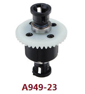 Wltoys K929 K929-A K929-B RC Car spare parts differential mechanism A949-23