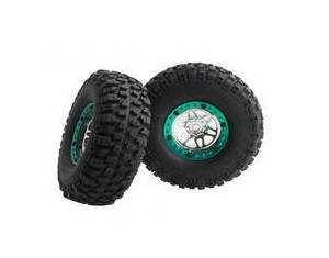 Wltoys K949 RC Car spare parts tire 2pcs