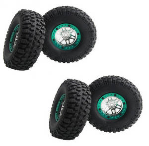 Wltoys K949 RC Car spare parts tire 4pcs