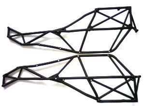 Wltoys K949 RC Car spare parts rollcage K949-101