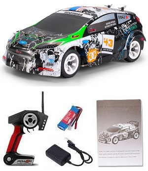Hot Deal Wltoys K989 RC Car RTR