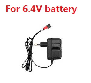 Wltoys L333 L343 L353 RC Car spare parts charger for 6.4V battery
