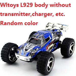 Wltoys L929 RC Car body without transmitter,charger,etc. (Random color)
