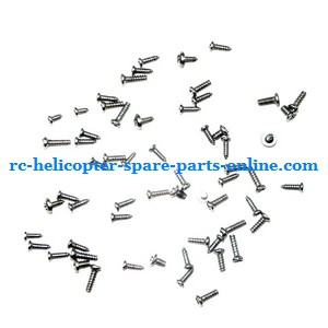 LH-1107 helicopter spare parts screws set