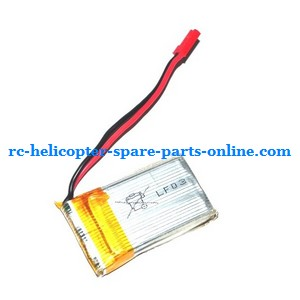 LH-1107 helicopter spare parts battery 3.7V 1100mAh JST plug