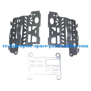LH-1107 helicopter spare parts metal frame set