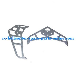 LH-1107 helicopter spare parts tail decorative set