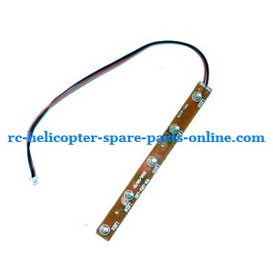 LH-1201 LH-1201D RC helicopter spare parts side LED bar