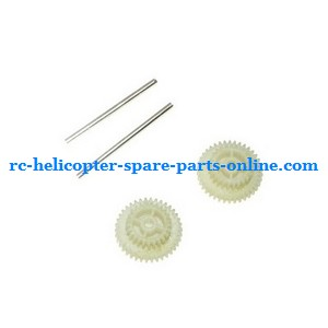 LH-1201 LH-1201D RC helicopter spare parts Driven Gear set