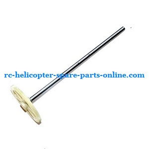 LH-1201 LH-1201D RC helicopter spare parts upper main gear + hollow pipe (set)