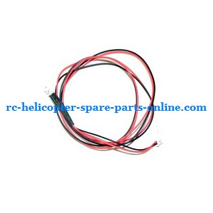 LH-1201 LH-1201D RC helicopter spare parts tail LED light