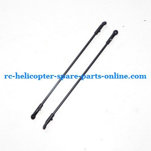 Egofly LT-711 RC helicopter spare parts tail support bar (black)