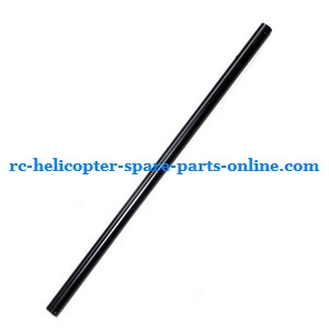 Egofly LT-712 RC helicopter spare parts tail big pipe (Black)
