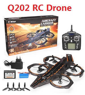 WLtoys Q202 Aircraft Carrier RC Drone