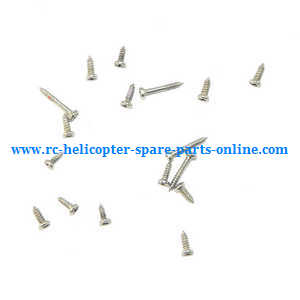Wltoys WL Q202 quadcopter spare parts screws set