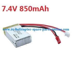 Wltoys WL Q202 quadcopter spare parts battery 7.4V 850mAh