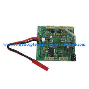 Wltoys WL Q202 quadcopter spare parts receive PCB board