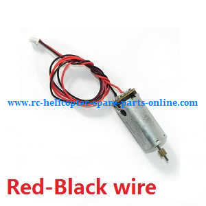 Wltoys WL Q212 Q212K Q212KN Q212G Q212GN quadcopter spare parts Red-Black wire motor