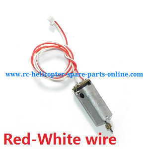 Wltoys WL Q212 Q212K Q212KN Q212G Q212GN quadcopter spare parts Red-White wire motor