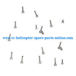 Wltoys WL Q272 quadcopter spare parts screws set