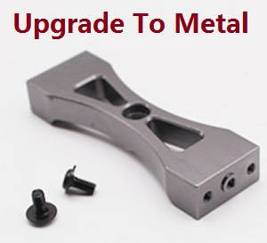 JJRC Q61 RC Military Truck Car spare parts girder fixing seat (Metal)