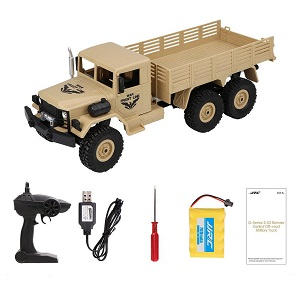 JJRC Q63 RC Military Truck Car RTR.