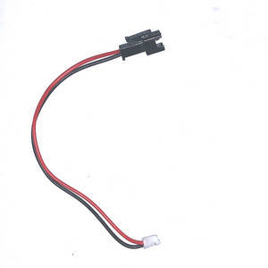 JJRC Q63 RC Military Truck Car spare parts battery wire plug