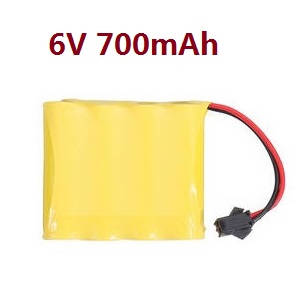JJRC Q63 RC Military Truck Car spare parts 6V 700mAh battery