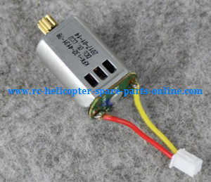 Wltoys WL Q696 Q696-A Q696-D Q696-E RC Quadcopter spare parts main motor (Red-Yellow wire)