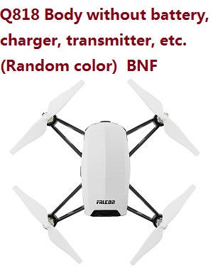 Wltoys WL XK Q818 body without transmitter,battery,charger,etc. Random color, BNF.