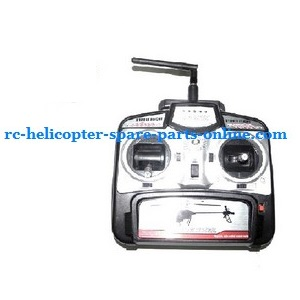 GT Model 5889 QS5889 RC helicopter spare parts transmitter