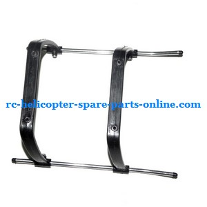 GT Model 5889 QS5889 RC helicopter spare parts undercarriage