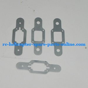 GT Model 8004 QS8004 RC helicopter spare parts metal clip set