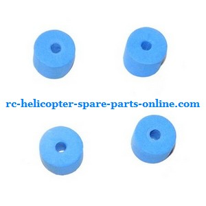 GT Model 8004 QS8004 RC helicopter spare parts sponge ball