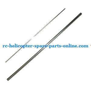 GT Model QS8005 RC helicopter spare parts tail big pipe + tail pull bar