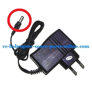 GT Model QS8005 RC helicopter spare parts charger (Old version)