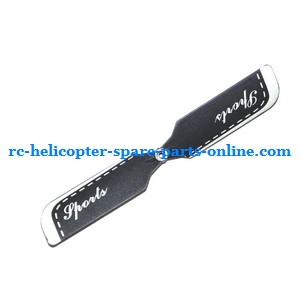 GT Model QS8005 RC helicopter spare parts tail blade