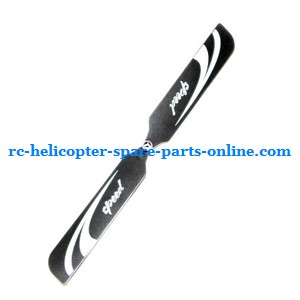 GT Model 8008 QS8008 RC helicopter spare parts tail blade