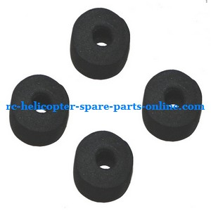 GT Model 8008 QS8008 RC helicopter spare parts sponge ball