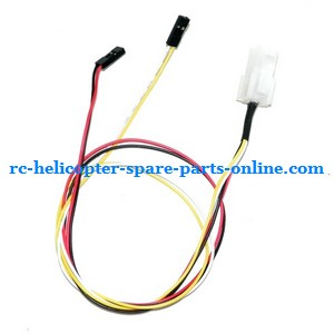 GT Model 8008 QS8008 RC helicopter spare parts wire interface