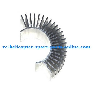 GT Model 8008 QS8008 RC helicopter spare parts heat sink