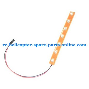 GT Model 8008 QS8008 RC helicopter spare parts side LED bar