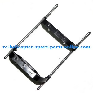GT Model QS 9012 9019 RC helicopter spare parts undercarriage
