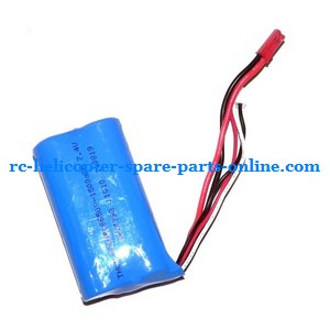 GT Model QS 9012 9019 RC helicopter spare parts battery 7.4V 1500mAh JST plug