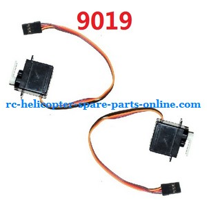 GT Model QS 9019 RC helicopter spare parts SERVO (9019)