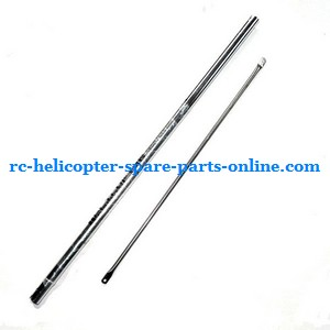 GT Model QS 9012 9019 RC helicopter spare parts tail big pipe + pull bar (set)