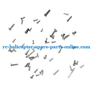 SYMA S006 S006G S006-1 RC helicopter spare parts screws set