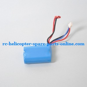 SYMA S023 helicopter spare parts battery JST plug 7.4V 800mAh