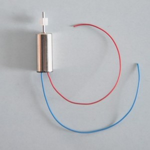 SYMA S026 S026G RC helicopter spare parts main motor (Red-Blue wire)